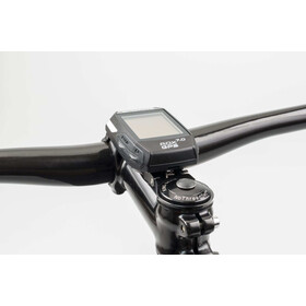 K-EDGE Sigma Adjustable Stem Mount black